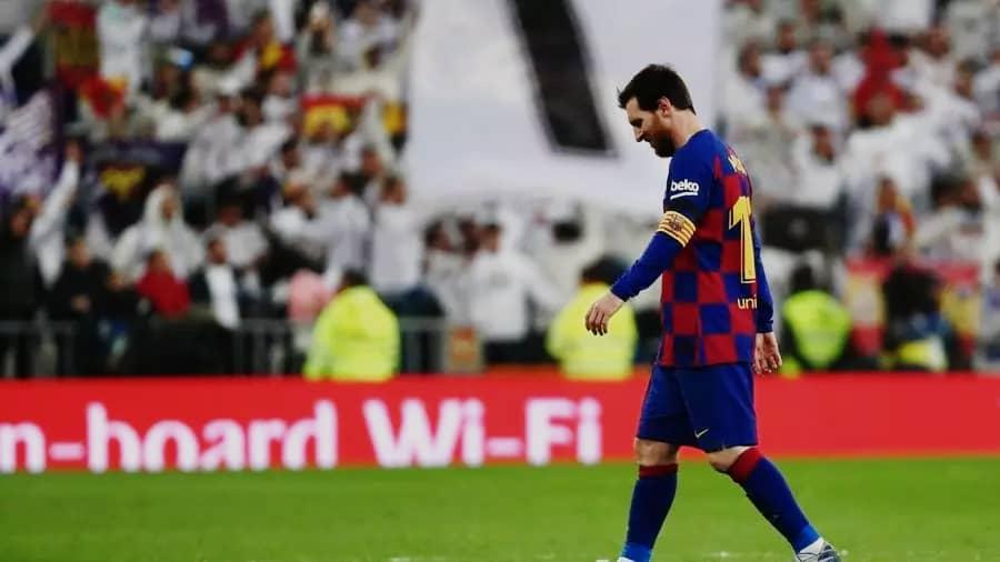 Messi ka iya zaban ficewa daga Barcelona biyo bayan Abin kunyar da Kungiyar tayi