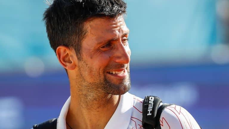 Djokovic zai halarci birnin New York don fafatawa a gasar US open.