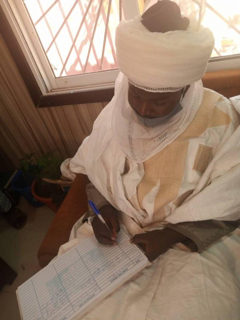 Samarin Iko na taimakawa wajen dawoda al'adun Gargajiya: Alh Dauda Chiroma