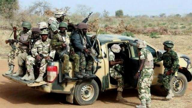 Mayakan Boko Haram Biyar Sun Hadu Da Aljalinsu A Hannun Sojojin Najeriya.