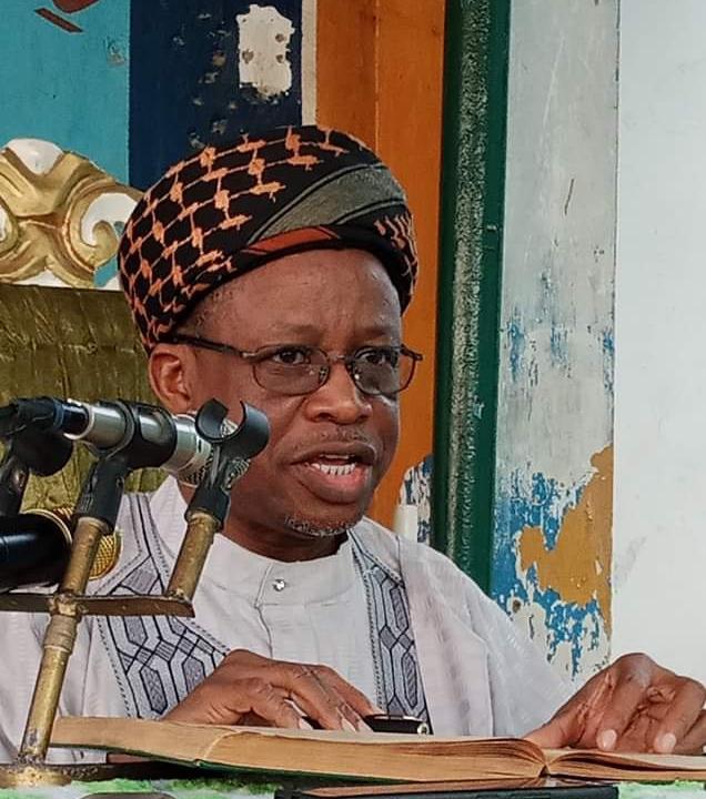 Bai Kamata A Sanya Ido Kan Batancin Da Sahara Reporters Suka Yi Ga Annabi SAW Ba – Sheikh Qariballahi Kabara.