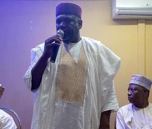 Alhaji Sunusi Aliyu Kunde Ya Lashe Zaben Shugabancin Jam'iyar APC A Jihar Bauchi.
